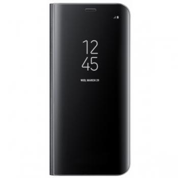Чехол Samsung Clear View Standing Cover S8+ (EF-ZG955CBEGRU) черный