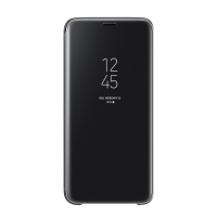 Чехол для Samsung Galaxy S9 Clear View Standing Cover (EF-ZG960CBEGRU) черный