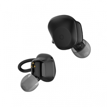 Stereo Bluetooth гарнитура Компактные стерео Bluetooth наушники Hoco Es 15, черные