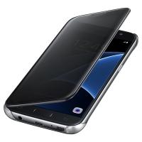 Чехол Samsung Clear View Cover EF-ZG930CBEGRU для Galaxy S7 черный