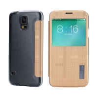 Чехол Rock elegant series для Samsung Galaxy S5 (gold)