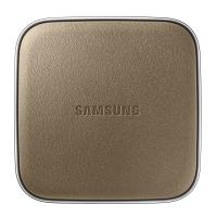 Беспроводное QI зарядное устройство Samsung S Charger Pad (EP-PG900IFRGRU) Gold