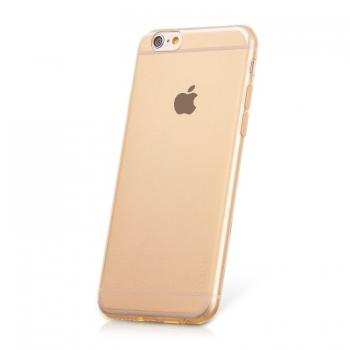 Чехол HOCO Light Series (0.6mm) для iPhone 6 Plus (золотой) Силиконовый