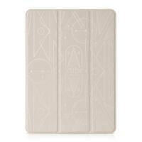 Чехол HOCO Cube Series для iPad Air 2 (бежевый)