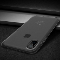 Чехол накладка Rock Guard Series  для iPhone X  (черный)