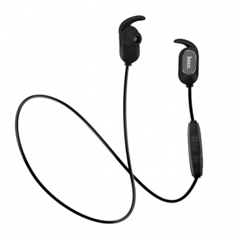 Stereo Bluetooth гарнитура Hoco ES4 Magnetic Sports Wireless Earphone (black)
