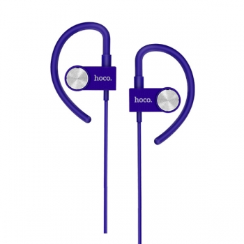 Stereo Bluetooth гарнитура Hoco ES5 Sport (фиолетовая)