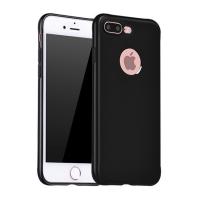 Силиконовый чехол для iPhone 7 Plus Hoco Juice Series (черный)