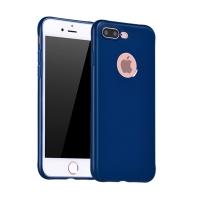 Силиконовый чехол для iPhone 7 Plus Hoco Juice Series (синий)