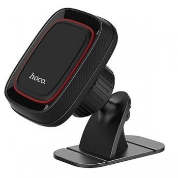 Автомобильный держатель HOCO CA24  магнитный , черный