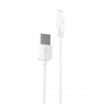USB кабель для iPhone, iPad - Hoco X1 (lightning)
