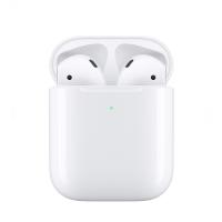Беспроводные стерео наушники iPods 2 с беспроводным зарядным кейсом