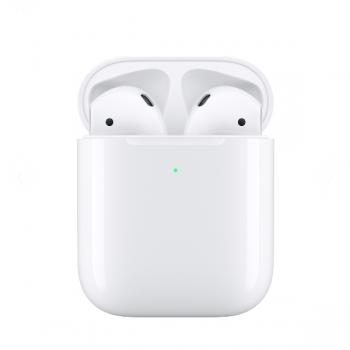 Беспроводные наушники iPods 2 с беспроводным зарядным кейсом