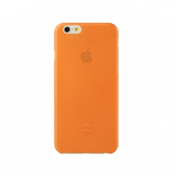 Чехол Ozaki O!Coat 0.3mm Jelly для iPhone 6 (OC555OG) оранжевый