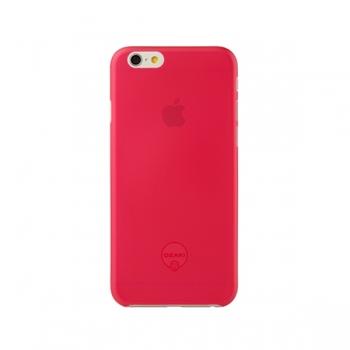 Чехол Ozaki O!Coat 0.3mm Jelly для iPhone 6 (OC555RD) красный