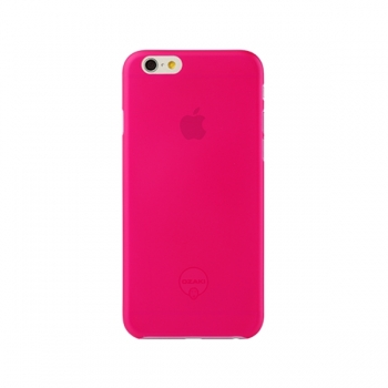 Чехол Ozaki O!Coat 0.3mm Jelly для iPhone 6 (OC555PK) розовый