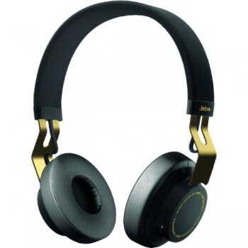 Stereo Bluetooth гарнитура Jabra Move Wireless (gold)