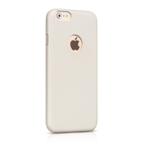 Чехол HOCO Slimfit Series для iPhone 6 (бежевый)
