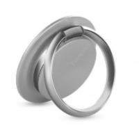 Держатель-кольцо для смартфона HOCO PH1 (серебряный)