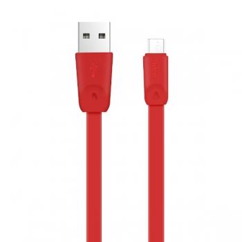 Кабель Hoco X9 micro usb 2 метра (красный)