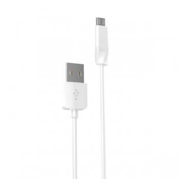 Кабель USB-micro USB Hoco Rapid Charging Cable X1 (белый)