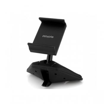 """Автомобильный держатель Ppyple CD-N5 в CD слот для смартфонов 3.5""""-5.5"""" (black)"""