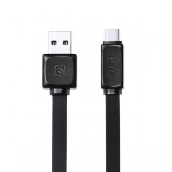USB кабель Remax Type-C для MacBook (черный)