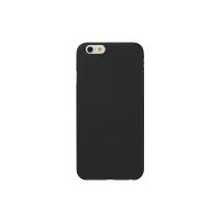 Чехол Ozaki O!coat 0.3mm Solid для iPhone 6 (OC562BK) черный
