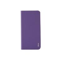 Чехол-книжка Ozaki O!coat 0.4+Folio для iPhone 6 Plus (OC581PU) фиолетовый