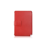 IcareR Genuine Leather для Samsung Galaxy Note 10.1 N8000 красный