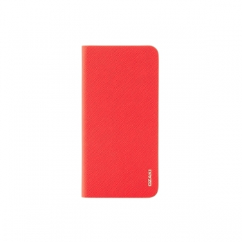 Чехол-книжка Ozaki O!coat 0.4+Folio для iPhone 6 Plus (OC581RD) красный