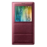 Чехол Samsung S View Cover для Galaxy Note 4 EF-CN910BREGRU Red