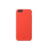 Чехол Melkco Silikonovy для iPhone 6 силиконовый (red) + пленка