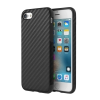 Чехол Rock Origin Series для iPhone 7 (Carbon Fibre)