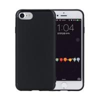 Силиконовый чехол Rock Jello Series для iPhone 7 Plus (черный)