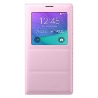 Чехол Samsung S View Cover для Galaxy Note 4 EF-CN910BPEGRU Pink