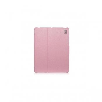 Чехол для new iPad 3 / iPad 2 / iPad 4 IcareR Distinguished Leather Series (розовый)