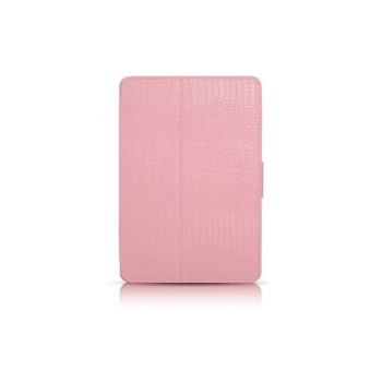 Чехол для iPad Mini IcareR Crocodile Series (Pink)