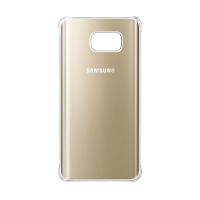 Чехол Samsung Glossy Cover для Galaxy Note5 золотистый (EF-QN920MFEGRU)