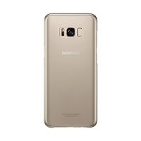 Чехол-накладка Samsung Clear Cover для Galaxy S8+ золотистый (EF-QG955CFEGRU)
