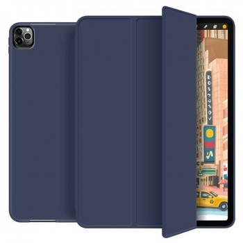 """Чехол Smart Case для iPad Pro 12.9"""" 2020 года (4-го поколения), темно-синий"""