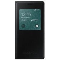 Чехол Samsung S-View EF-CG800BBEGRU для G800 Galaxy S5 Mini (черный)