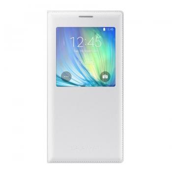 Чехол Samsung S-View EF-CA700BWEGRU для Galaxy A7 (white)