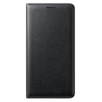 Чехол Samsung для Galaxy J3 (2016) Flip Wallet EF-WJ320PBEGRU черный