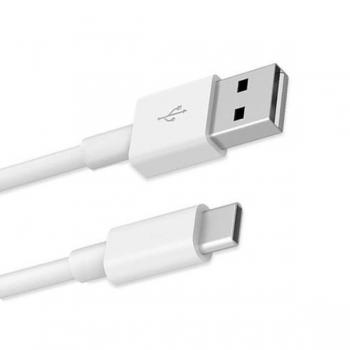 Кабель Craftmann USB-Type-C, 2 метра, белый