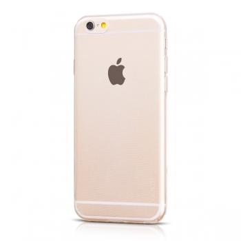 Чехол HOCO Light Series 360 front back для iPhone 6 (прозрачный)