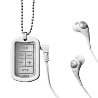 Stereo Bluetooth гарнитура Jabra BT3030 STREET 2 (white)