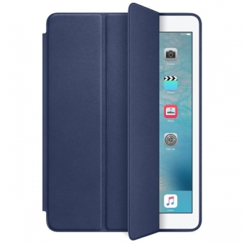 "Чехол Smart Case для Apple iPad Pro 12.9"" NEW  2018 года ,тёмно-синий"