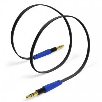 AUX стерео кабель TYLT 3,5 mm jack (синий)