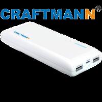 Внешний аккумулятор Craftmann UNI 1250 (12500mAh)